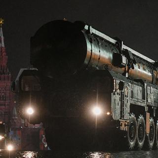 Подвижный грунтовой ракетный комплекс (ПГРК) «Ярс»