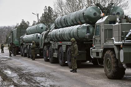 В России оценили вероятность нового контракта с Турцией по С-400