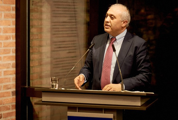 Посол РА в Германии Ашот Смбатян