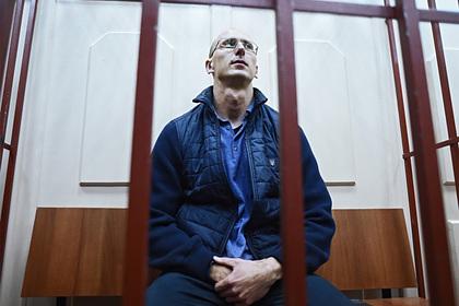 Участника несанкционированных акций в Москве Новикова приговорили к штрафу