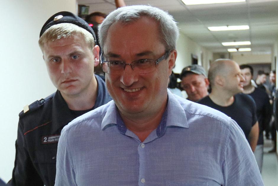 Бывший глава Республики Коми Вячеслав Гайзер