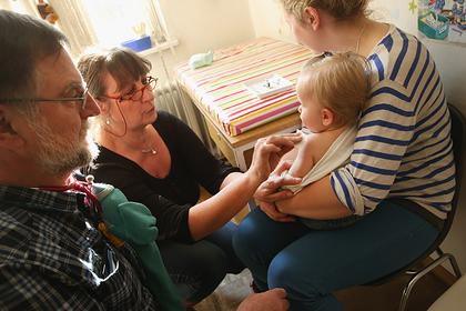 Заболеваемость корью на Украине оказалась на уровне Сомали и Конго