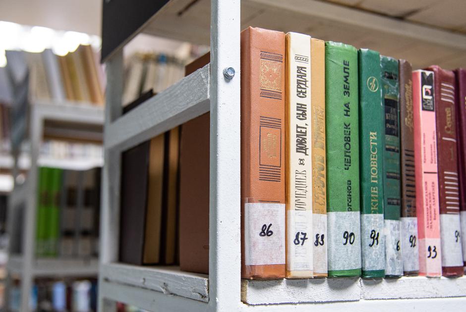 Библиотека в ИК-6
