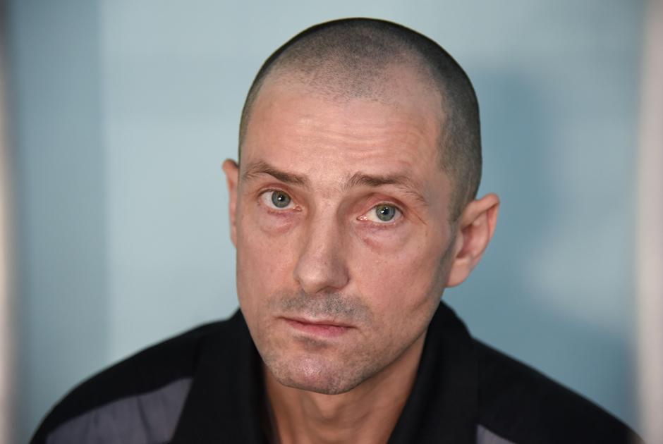 Пожизненно осужденный Владимир Цыб (восемь убийств в 90-е)