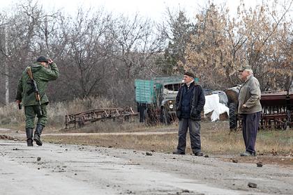Стало известно отношение украинцев к войне в Донбассе