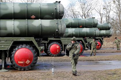 Турция рассказала о вынужденной покупке российских С-400