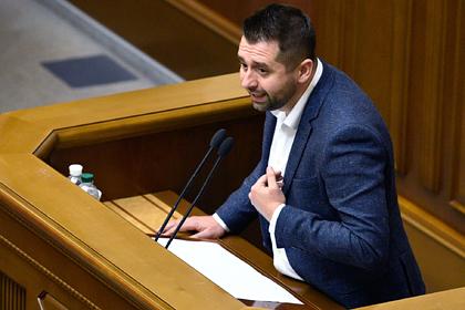 На Украине объяснили желание отгородиться стеной от Донбасса