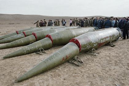 Зачем на закате холодной войны Советский Союз пошел на поводу у США и уничтожил ядерные ракеты