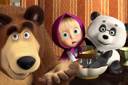 «Машу и Медведя» запустят в Китае