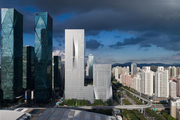 Небоскреб Shenzhen Energy Mansion