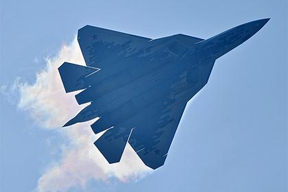 Раскрыт налет «настоящего» Су-57