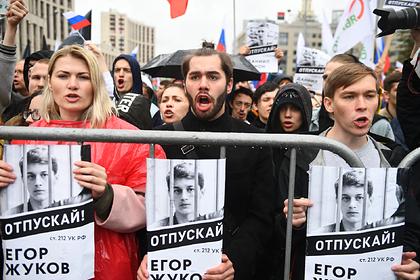 Соведущую Соловьева возмутил «бесстыдно мягкий» приговор Егору Жукову
