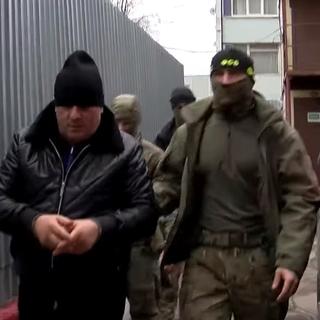 Хасан Полонкоев (слева)
