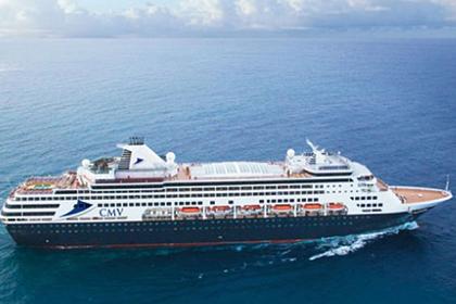 Сотни пассажиров застряли на борту круизного лайнера без воды и туалетов