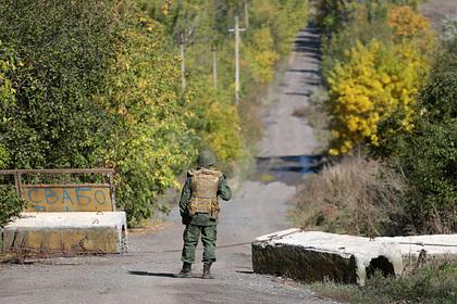 В Донбассе заявили о готовящейся диверсии перед встречей «нормандской четверки»