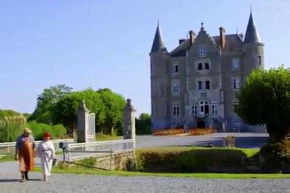 Муж с женой купили разрушенный замок во Франции и заработали миллионы