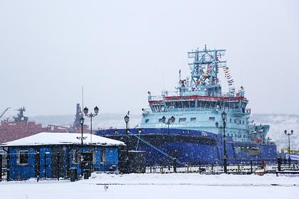 Россия перевыполнила план грузоперевозок по Севморпути