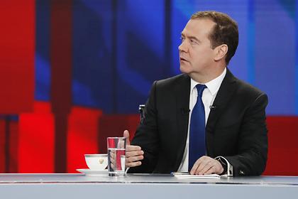 Что Дмитрий Медведев думает об Алексее Навальном, деле Егора Жукова и общении с журналистами