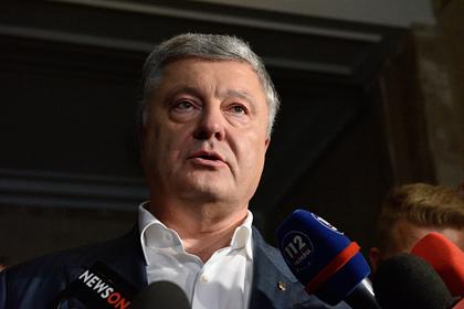 Порошенко предложил властям Украины строить стену на границе с Россией