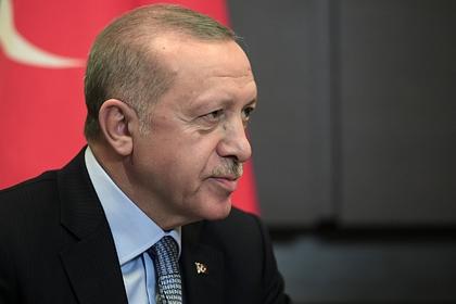 Эрдогана пригласили на парад Победы в Москву