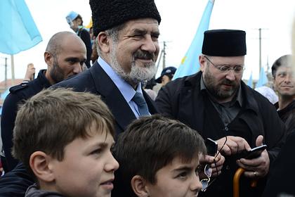 Организатор украинского марша на Крым назвал его цель