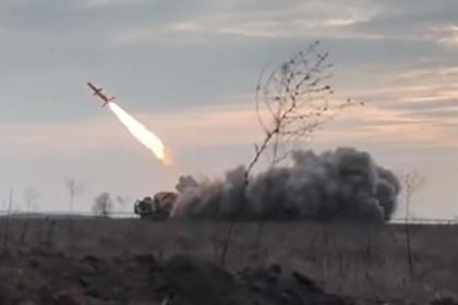 Полет «уничтожителя» Крымского моста засняли с Су-27