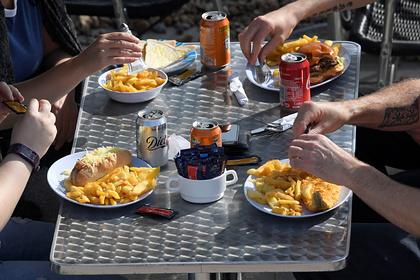 Определен режим питания для похудения
