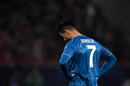 Роналду посчитал потерянные «Золотые мячи»