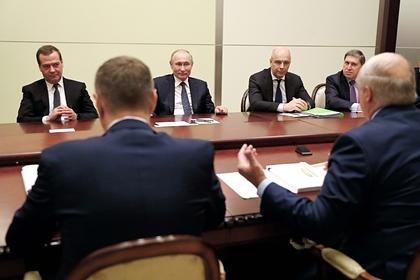 Раскрыты подробности переговоров Путина и Лукашенко