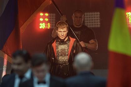 Поветкин впервые в карьере завершил бой вничью