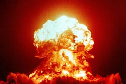 Под Петербургом воссоздали ударную волну ядерного взрыва