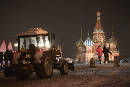 Москвичам пообещали осеннюю погоду в декабре