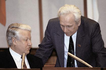 Глава администрации Ельцина раскрыл просьбу Крыма и Донбасса в 1991 году
