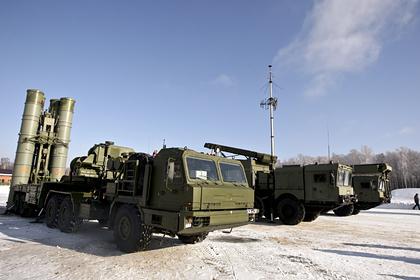 Российскую часть Арктики защитят противовоздушным куполом с помощью С-400
