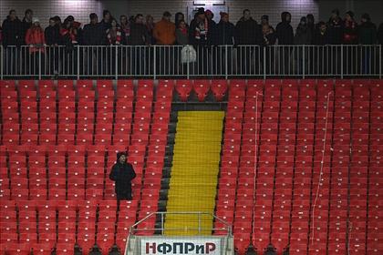Российскому футболу предрекли сильный удар по имиджу