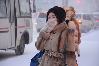 В российском регионе старшеклассники пойдут в школу в минус 46 градусов