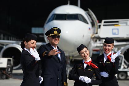 У российских авиакомпаний появилась новая проблема