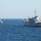 Поисково-спасательное судно «Донбасс» и морской буксир «Корец»