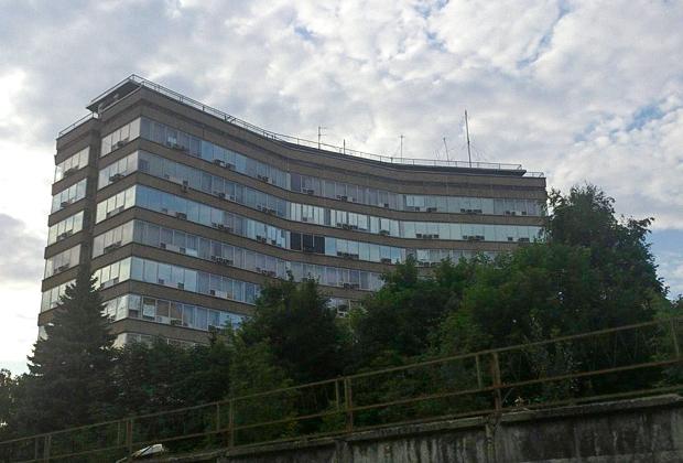 Центр защиты информации и специальной связи ФСБ России — бывшее 8-е Главное управление КГБ СССР