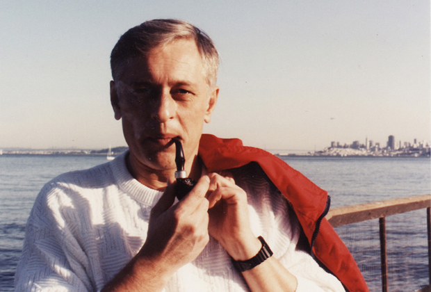 Виктор Шеймов в США