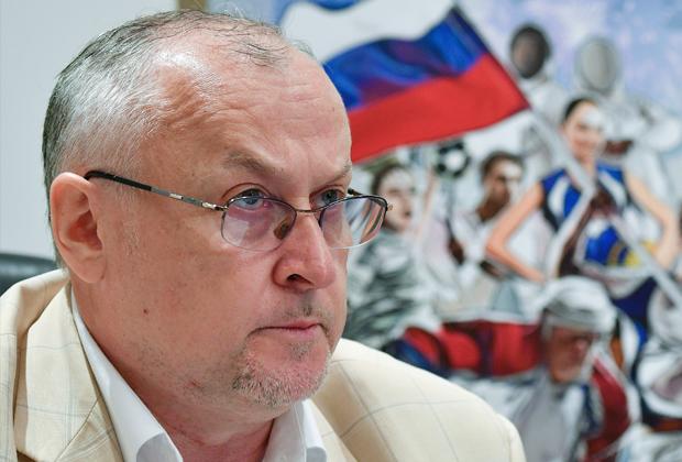 Юрий Ганус, глава РУСАДА