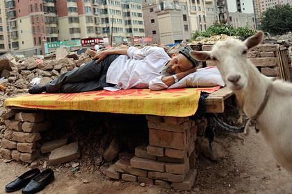 Китай рассказал о счастливых мусульманах в лагерях