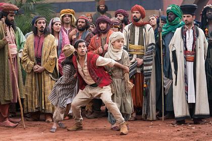 Disney разозлил зрителей идеей снять спин-офф «Аладдина» с белым актером