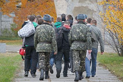 На Украине засекретили информацию о суицидах в армии