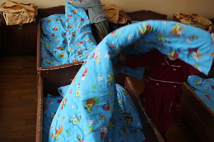Двухлетняя девочка умерла во сне в российском детском саду