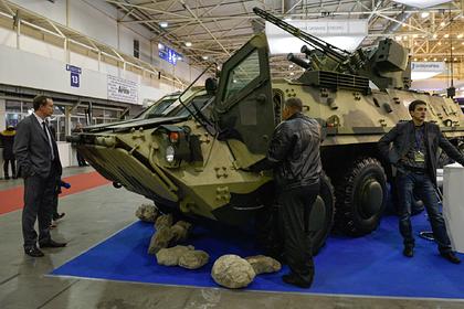 Украина стала продавать больше оружия