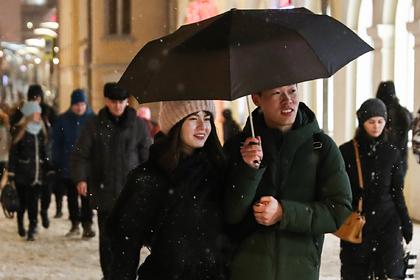 Россиянам объяснили декабрьские погодные аномалии
