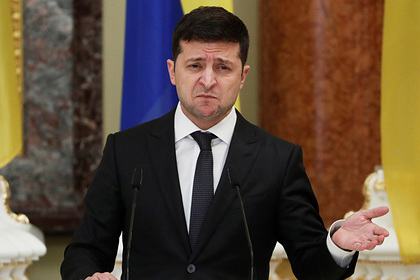 Украина предложила провести встречу Путина и Зеленского до «нормандского саммита»