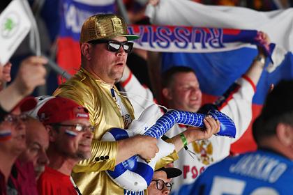 Стала известна судьба чемпионата мира по хоккею в России