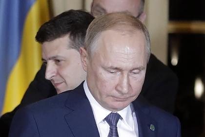 Стал известен план встречи Путина с Зеленским